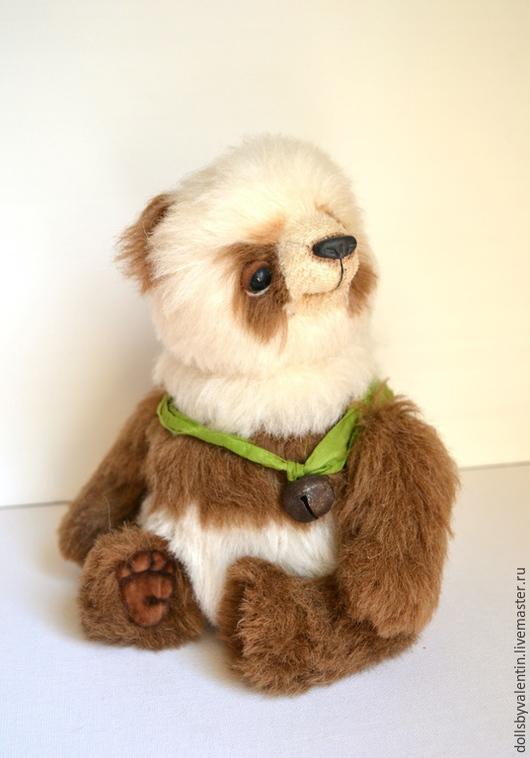 Мишки Тедди ручной работы. Ярмарка Мастеров - ручная работа. Купить Пандочка панда мишка тедди. Handmade. Белый