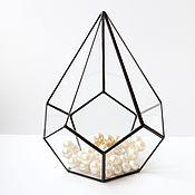 Цветы и флористика handmade. Livemaster - original item The Floriana. The Floriana for plants. Geometric Floriana. Handmade.