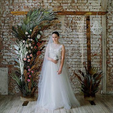 Свадебный салон ручной работы. Ярмарка Мастеров - ручная работа Арка - фотозона в стиле Бохо шик  в аренду. Handmade.