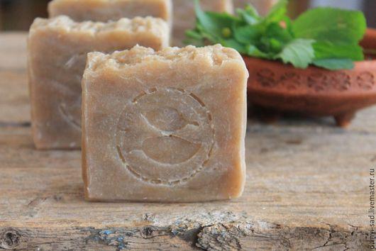 Мыло-шампунь ручной работы. Ярмарка Мастеров - ручная работа. Купить ЛЕМОНГРАСС Натуральное освежающее мыло-шампунь для жирных волос. Handmade.