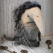 Куклы и игрушки handmade. Livemaster - original item Alkonost.... Handmade.