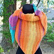 handmade. Livemaster - original item Bacchus-scarf-shawl. Handmade.