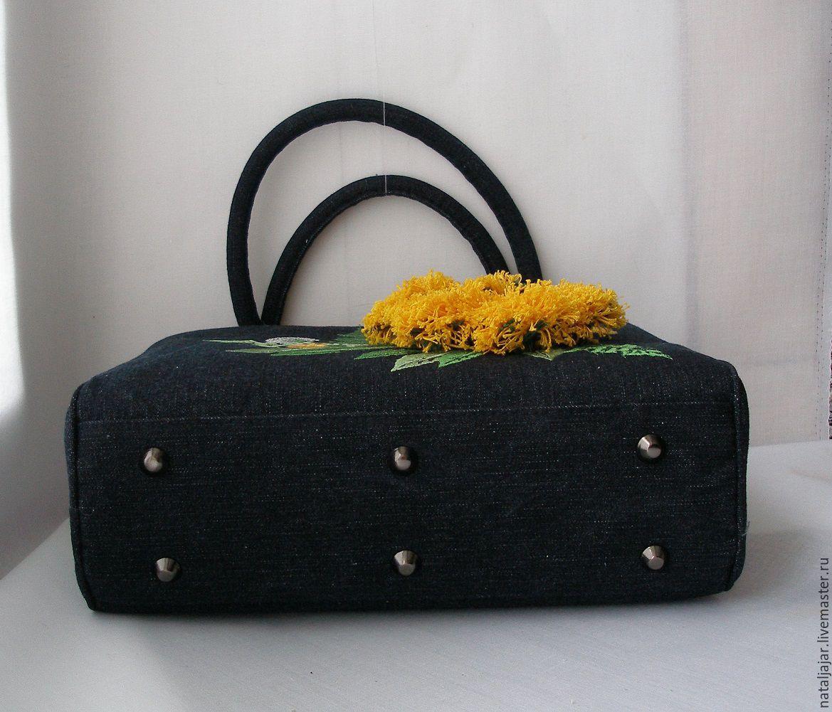 de00a9a4ab9c Наталья Ярушкина - ЯРкие сумки Женские сумки ручной работы. Сумка