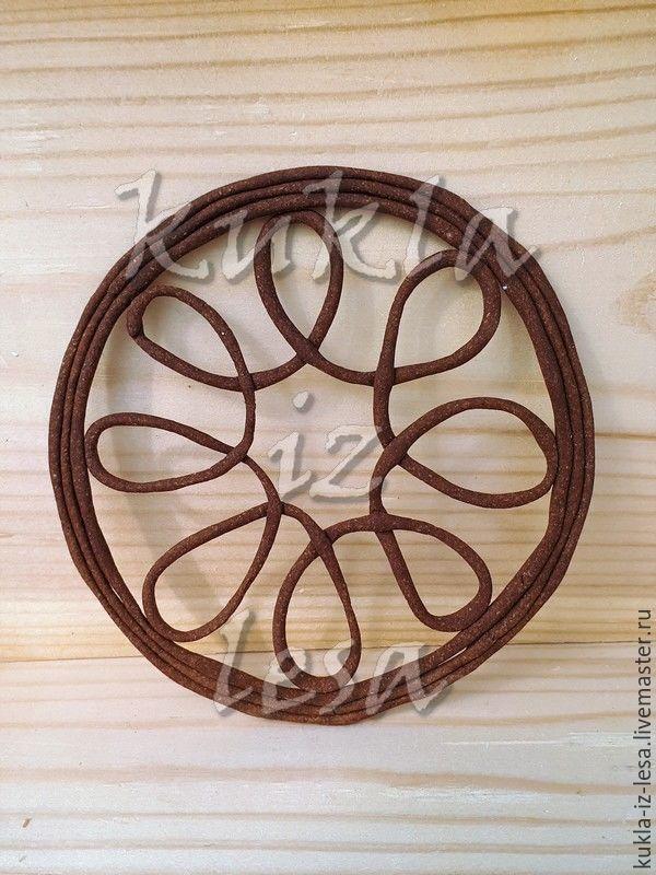 Gingerbread of Hens, ROE, canoe cookies, gingerbread cookies, twisted cookies Flower, Gingerbread, Izhevsk,  Фото №1
