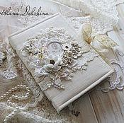 Канцелярские товары handmade. Livemaster - original item Notebook handmade