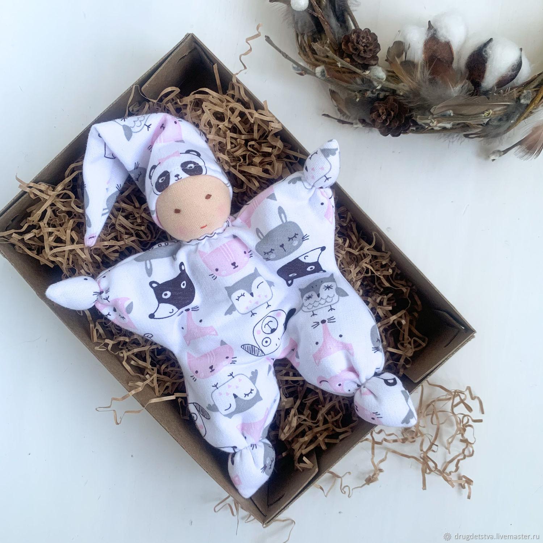 Waldorf Butterfly Doll Cuddle Doll Squid Gift, Waldorf Dolls & Animals, Samara,  Фото №1