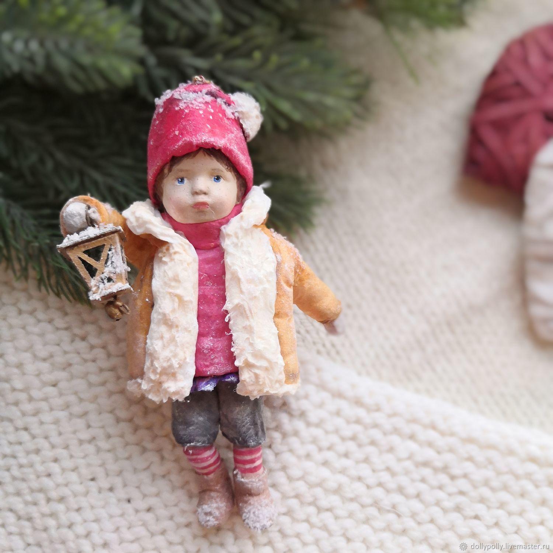Дети из страны пряничных домиков, Елочные игрушки, Москва,  Фото №1
