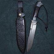 Сувениры и подарки handmade. Livemaster - original item Hunting knife
