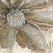Картины и панно handmade. Livemaster - original item Abstraction volumetric painting acrylic Spring smells. Handmade.