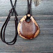 Украшения handmade. Livemaster - original item Pendant of Rowan. Handmade.