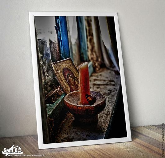 Фотокартины ручной работы. Ярмарка Мастеров - ручная работа. Купить «Забытое» натюрморт фотокартина. Handmade. Фотография, фотография авторская