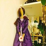 Куклы и игрушки ручной работы. Ярмарка Мастеров - ручная работа Пакетница Лола. Handmade.