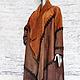 Верхняя одежда ручной работы. Пальто из  замши. Elena. Ярмарка Мастеров. Богемный шик, замша натуральная, бохо, натуральная кожа