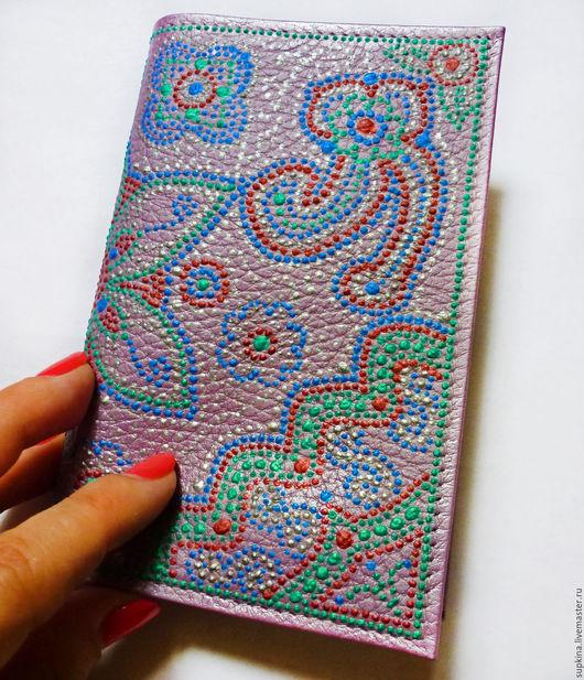 обложка для паспорта, женская обложка на паспорт, купить обложку на паспорт