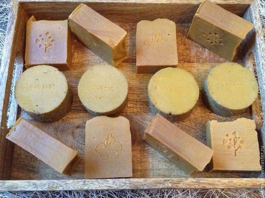 Мыло ручной работы. Ярмарка Мастеров - ручная работа. Купить Мыло травяное на выбор Лаванда или Сандал. Handmade.