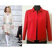 Одежда handmade. Livemaster - original item 343: women`s jacket. Handmade.