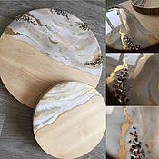 Наборы посуды ручной работы. Ярмарка Мастеров - ручная работа Наборы посуды: сервировочные доски. Handmade.