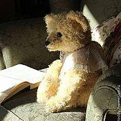 Куклы и игрушки ручной работы. Ярмарка Мастеров - ручная работа Авторская мишка Александра. Handmade.