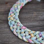 Украшения handmade. Livemaster - original item collar