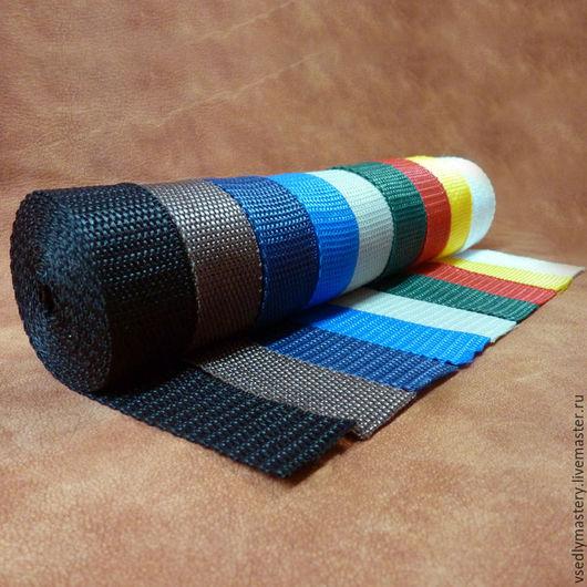Другие виды рукоделия ручной работы. Ярмарка Мастеров - ручная работа. Купить Ременная лента - 25 мм - стропа. Handmade.