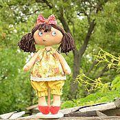Куклы и игрушки ручной работы. Ярмарка Мастеров - ручная работа Кукла Зина. Handmade.
