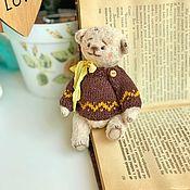 Куклы и игрушки ручной работы. Ярмарка Мастеров - ручная работа Тедди малыш Сью.. Handmade.
