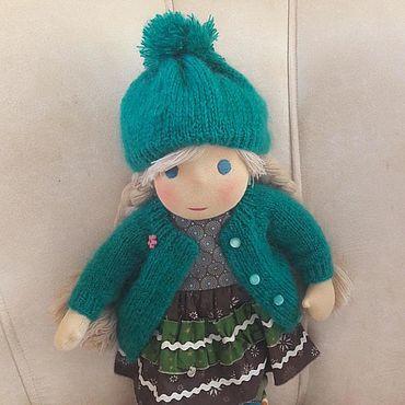 Куклы и игрушки ручной работы. Ярмарка Мастеров - ручная работа Вальдорфская кукла. Handmade.
