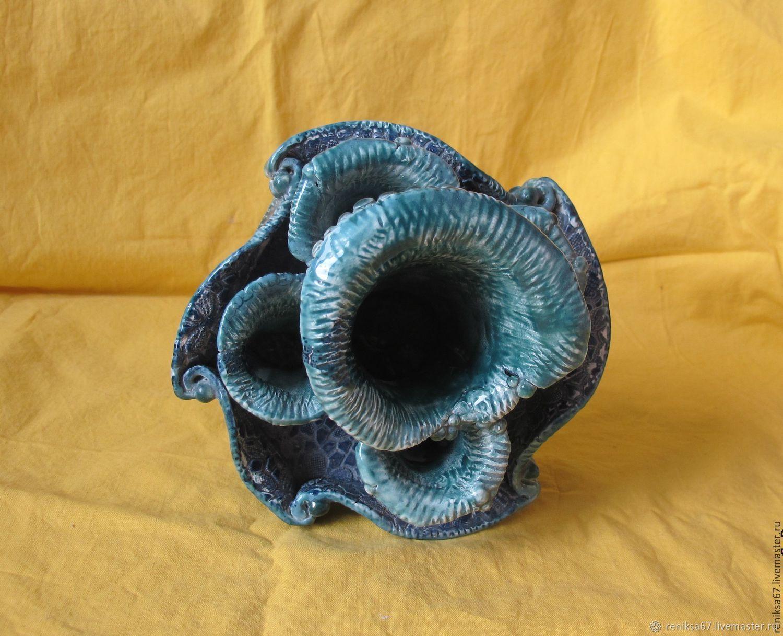Ваза для икебаны или коротких цветов