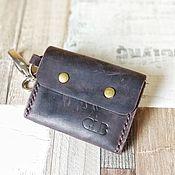 Сумки и аксессуары handmade. Livemaster - original item Mini wallet. Handmade.
