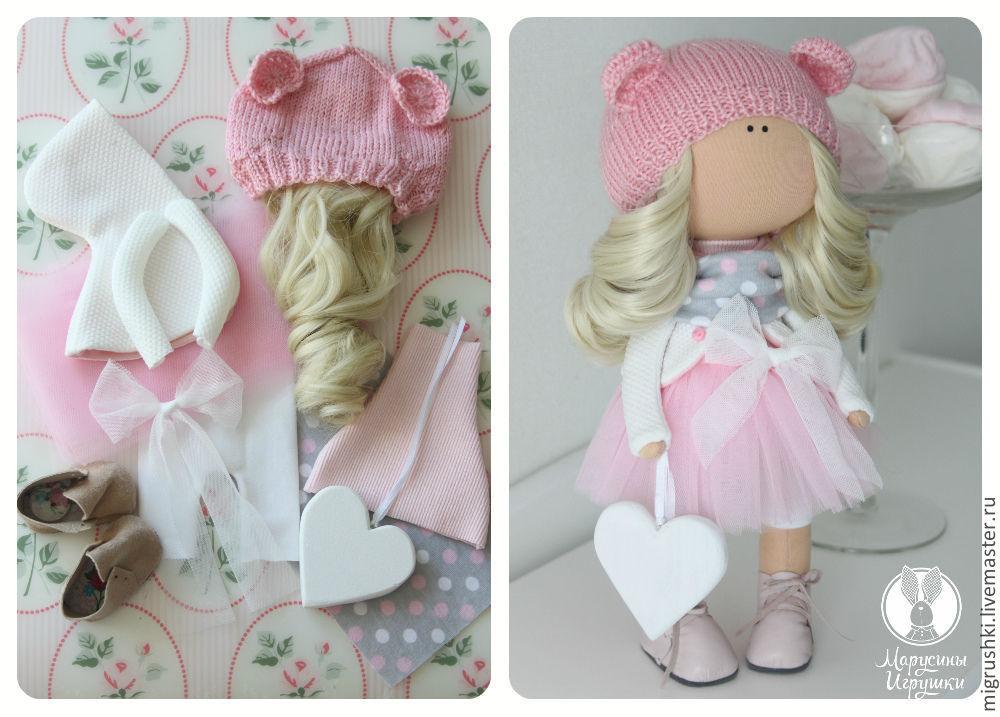 Сшить куклу наборы купить