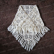 Аксессуары handmade. Livemaster - original item Shawl 100% wool. Handmade.