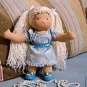 Куклы и игрушки ручной работы. Ярмарка Мастеров - ручная работа Вальдорфская классическая кукла. Handmade.