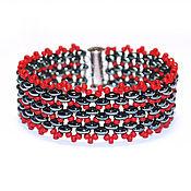 Украшения handmade. Livemaster - original item Beaded Bracelet SDB1450949. Handmade.