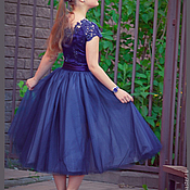 Одежда handmade. Livemaster - original item Prom dress