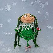 Куклы и игрушки handmade. Livemaster - original item Forest fairy Lelka-ELCA. Handmade.