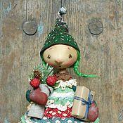 Куклы и игрушки ручной работы. Ярмарка Мастеров - ручная работа В лесу она росла.... Handmade.