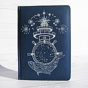 Канцелярские товары handmade. Livemaster - original item Diary A5, hand-painted.Original gift. Handmade.