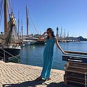 Одежда handmade. Livemaster - original item Cruise dress. Handmade.