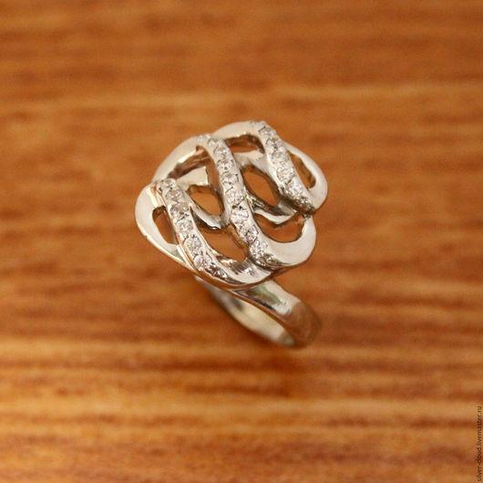 Кольца ручной работы. Ярмарка Мастеров - ручная работа. Купить Серебряное кольцо Ариадна, серебро 925. Handmade. Серебряный
