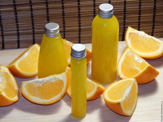 Масла и смеси ручной работы. Ярмарка Мастеров - ручная работа. Купить Гидрофильное масло Облепиха и Апельсин. Handmade. Гидрофильное масло