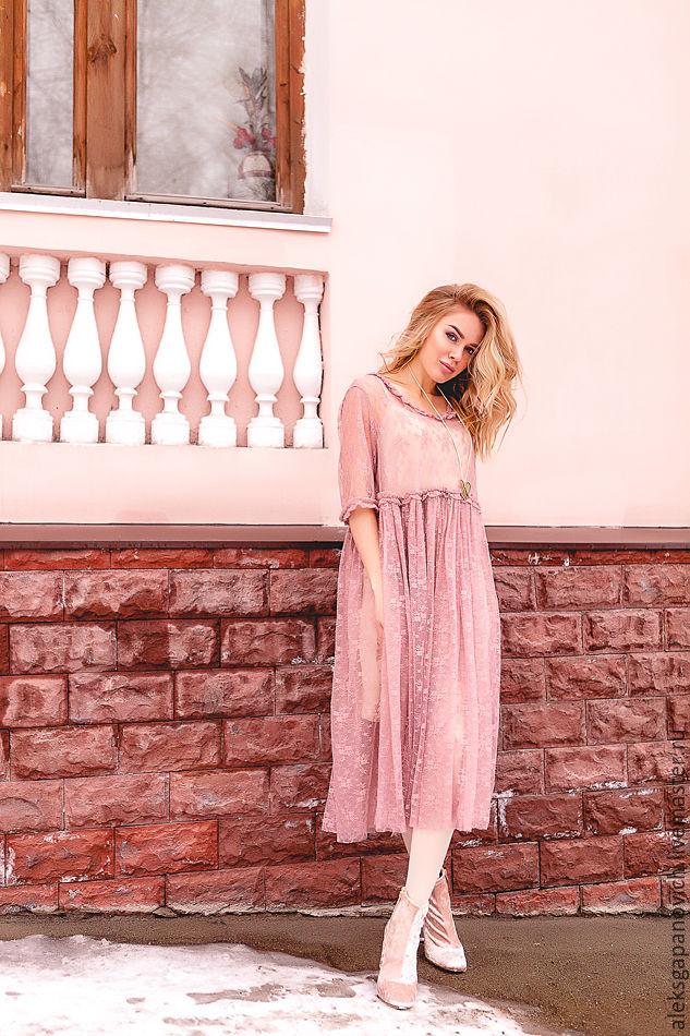 Кружевное платье, Платья, Мурманск, Фото №1