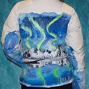 Одежда handmade. Livemaster - original item Parka down jacket