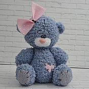 Куклы и игрушки ручной работы. Ярмарка Мастеров - ручная работа МК по Тедди Хелли. Handmade.