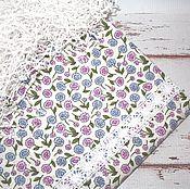 Материалы для творчества handmade. Livemaster - original item Fabric 100% cotton sewing