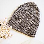 handmade. Livemaster - original item Hat with sequins. Handmade.