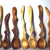 Посуда ручной работы. Ярмарка Мастеров - ручная работа ложка для специй. Handmade.