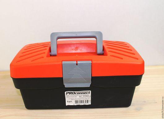 Органайзеры для рукоделия ручной работы. Ярмарка Мастеров - ручная работа. Купить Ящик  для инструмента  285х155х125мм. Handmade. Комбинированный, бокс для хранения