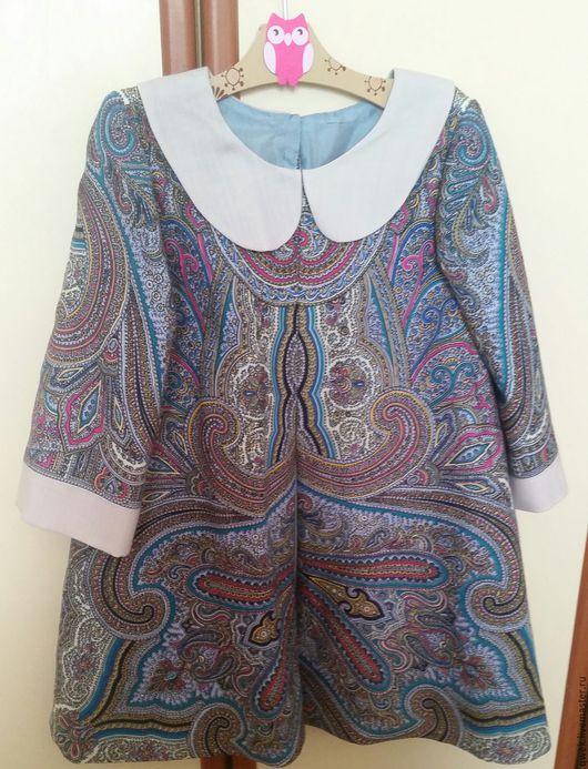 Одежда для девочек, ручной работы. Ярмарка Мастеров - ручная работа. Купить Платье Драгоценная. Handmade. Платье для девочки, одежда для девочек