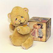 Куклы и игрушки ручной работы. Ярмарка Мастеров - ручная работа Мишка Люк (мишка-тедди, плюшевый мишка). Handmade.
