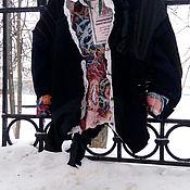 Одежда ручной работы. Ярмарка Мастеров - ручная работа кофта-куртка ЗАМУЖ ЗА МАЛЕВИЧА. Handmade.